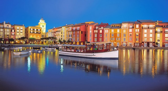 Loews Portofino Bay Hotel in Orlando, FL