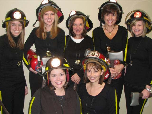 Vera Bradley Human Resources Department on Halloween