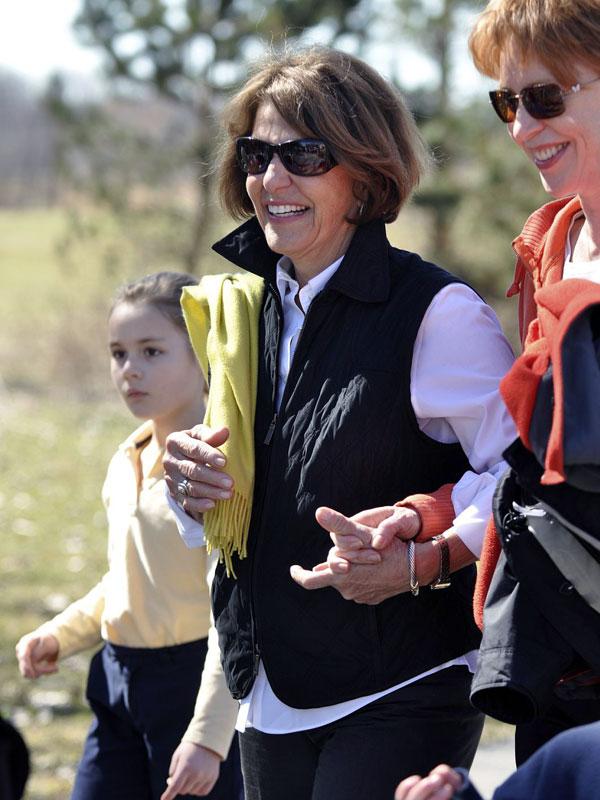Vera Bradley Co-founder, Patricia Miller