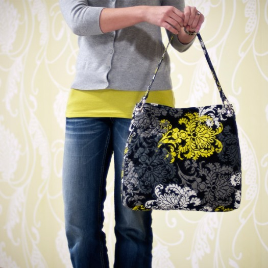 Vera Bradley Holiday Tote in Baroque