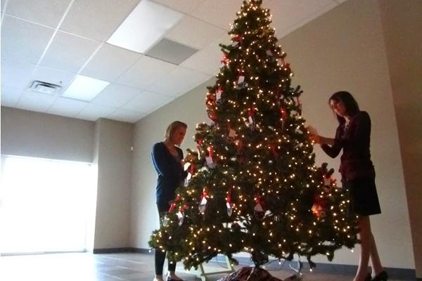 Vera Bradley Giving Tree