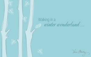 Desktop Download - Winter Wonderland