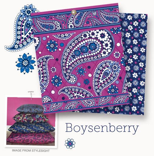 Spring 2011: Boysenberry