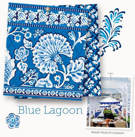 Spring 2011: Blue Lagoon