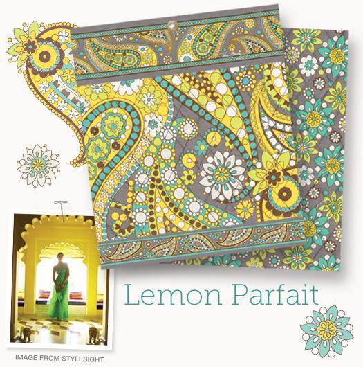 Spring 2011: Lemon Parfait