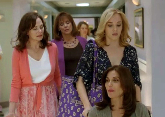 in Simply Violet on Desperate Housewives