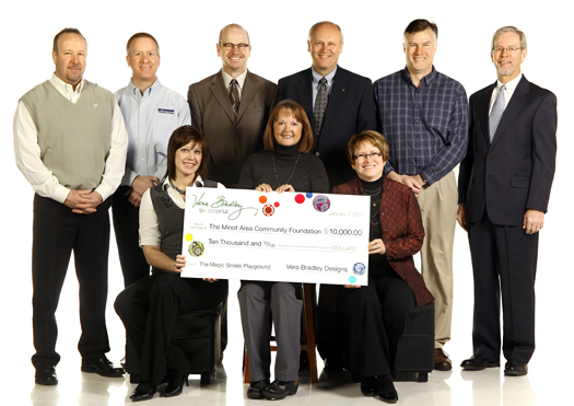The Minot Area Community Foundation