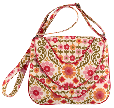 Making Waves Crossbody in Folkloric