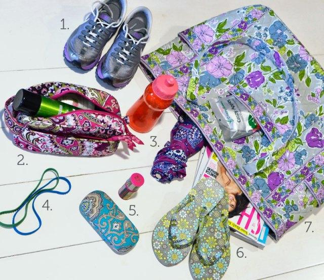 Holly's bag