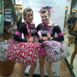 Paradies Cheer Event