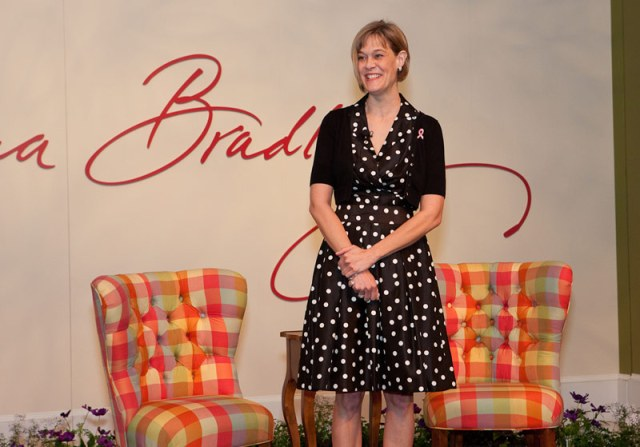 Vera Bradley Foundation for Breast Cancer Ambassador Heidi Floyd