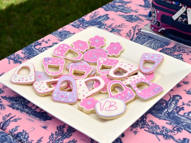 Cookies at The Vintage House in Carrollton, Texas