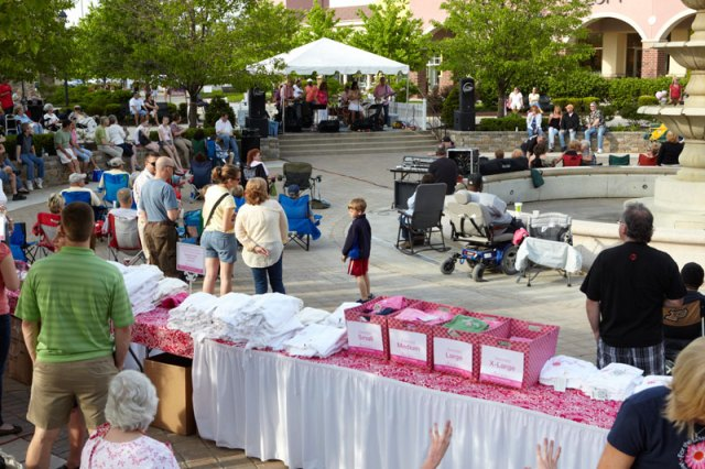 Turn the Town PInk 2011