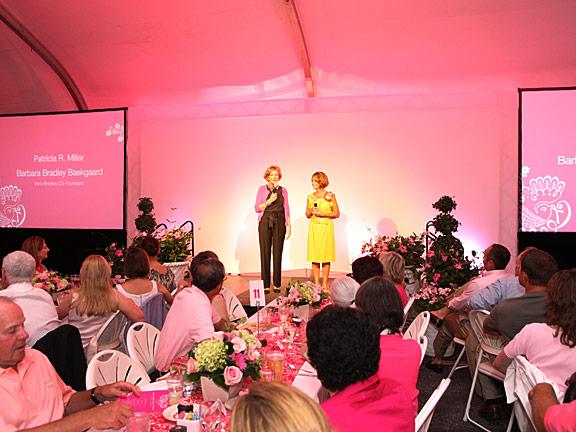 Vera Bradley Classic 2011 Celebration Dinner