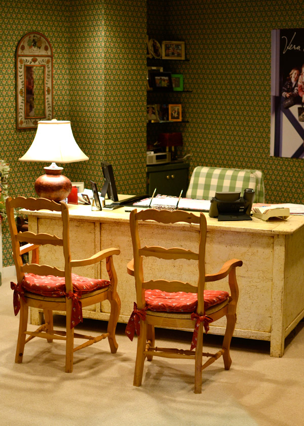 Barbara Bradley Baekgaard's Office
