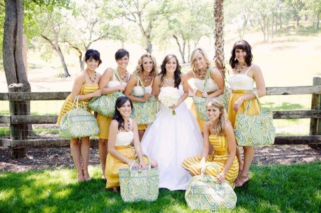 Vera goes bridal