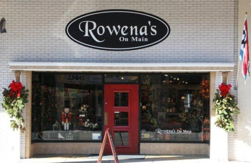 Rowena's on Main