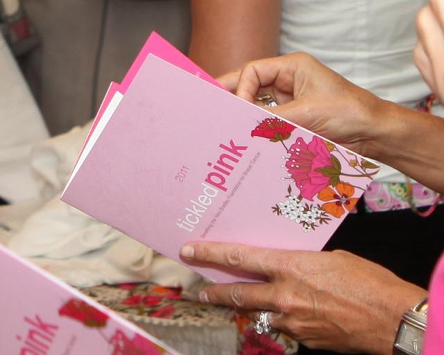 Vera Bradley Tickled Pink