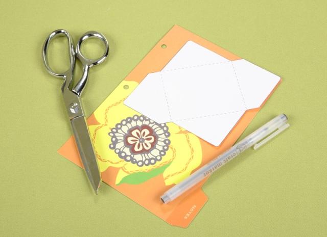 DIY: Mini Envelope and Card