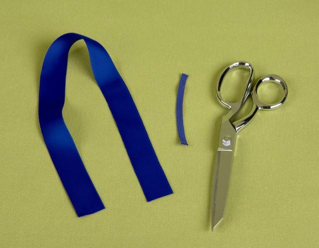 DIY: Ribbon Headband