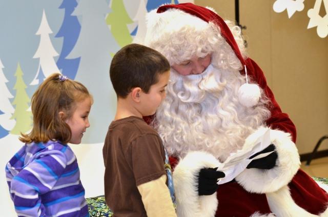 Santa Party 2011