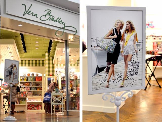 Vera Bradley Pop-up Shop in Indianapolis, IN