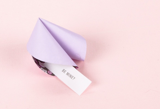 D.I.Y. Fortune Cookies