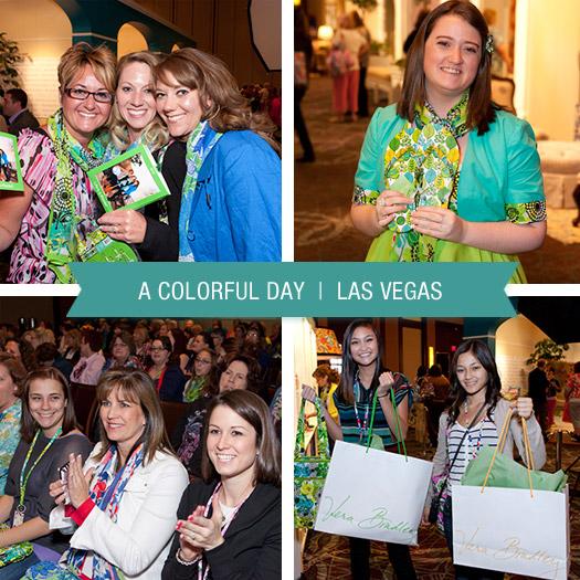 A Colorful Day: Las Vegas