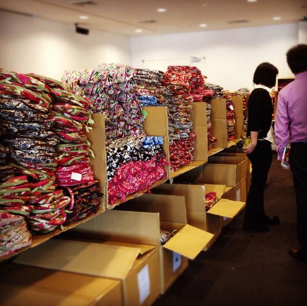 Vera Bradley Outlet Sale in Japan