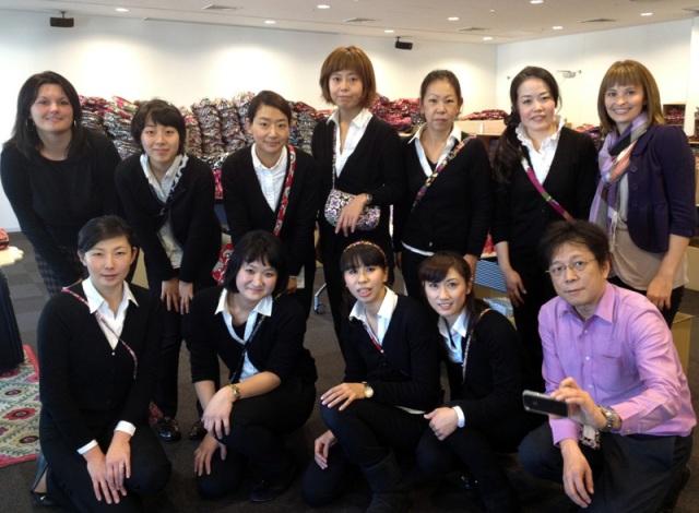Our Japan team
