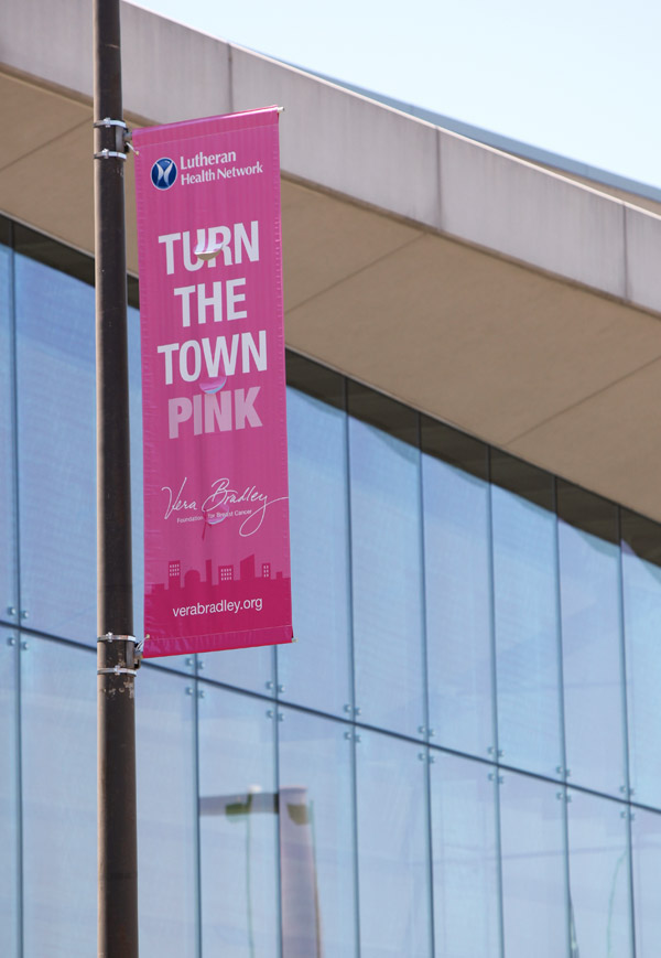Turn the Town Pink 2012