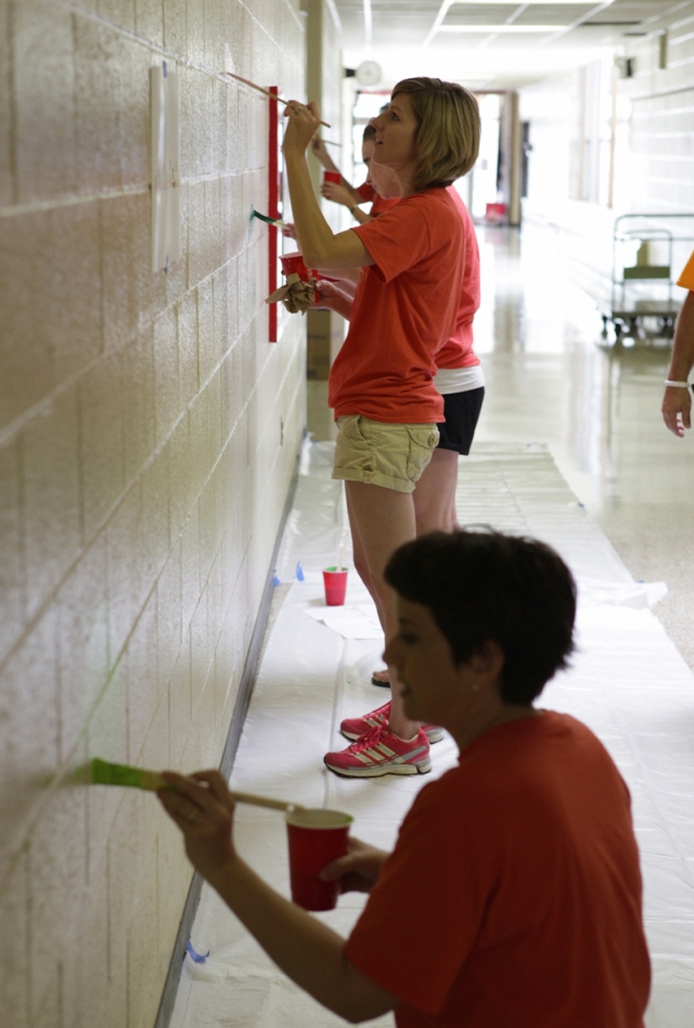 Vera Bradley | United Way Day of Caring