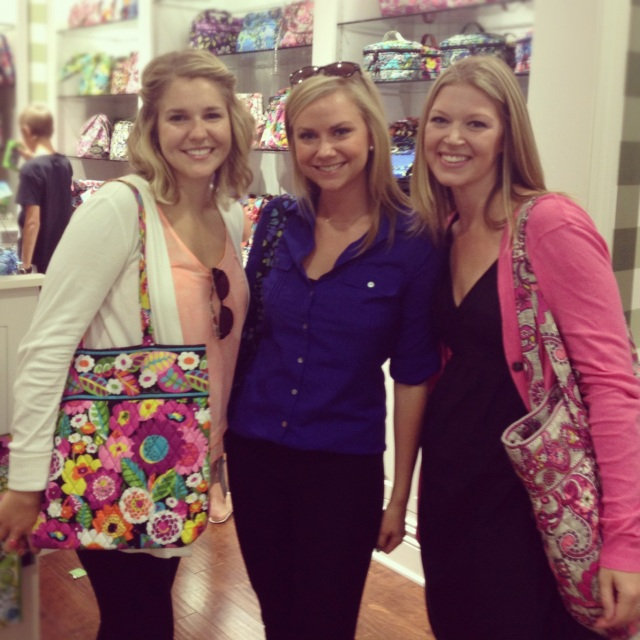 Vera Bradley's Birthday Party