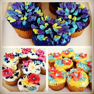 September in instagrams: cupcakes