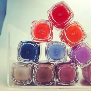 September in instagrams: polished
