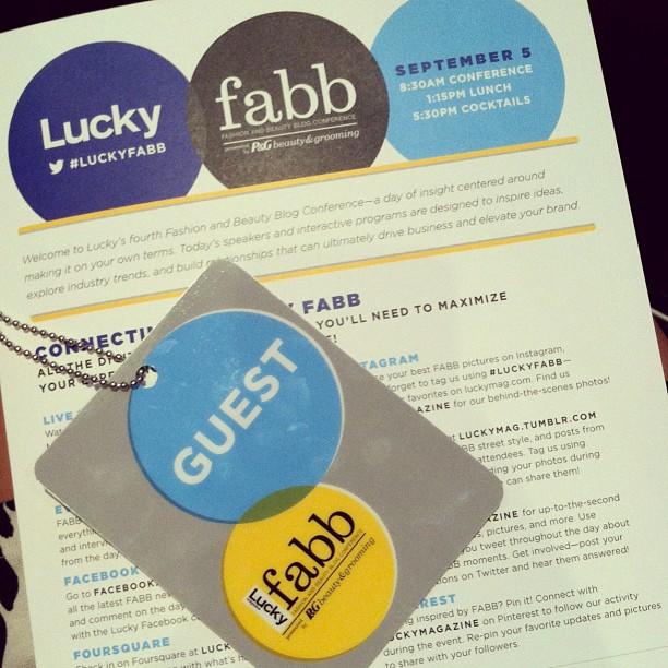 Lucky FABB