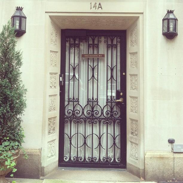NYC Door