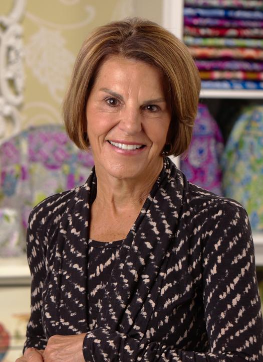 Vera Bradley Co-Founder, Patricia R. Miller