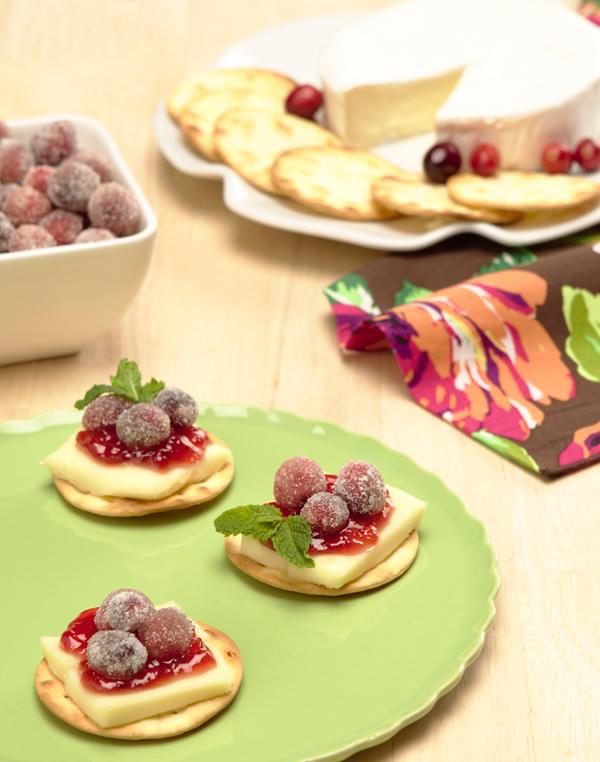 Pretty. Delicious. Cranberries 3 Ways