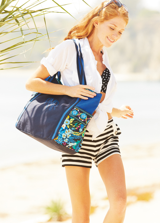 Personalization now available at verabradley.com