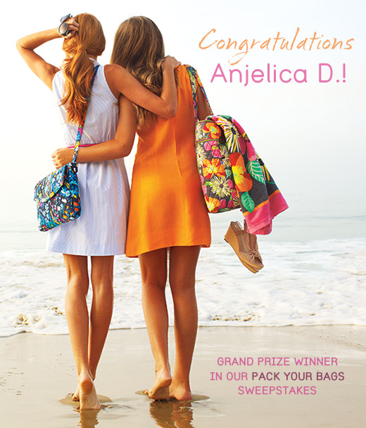 Grand Prize Winner: Anjelica D.