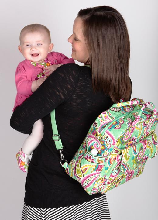 Sara carries ...